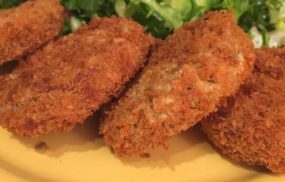 Veggie Nuggets de Garbanzos
