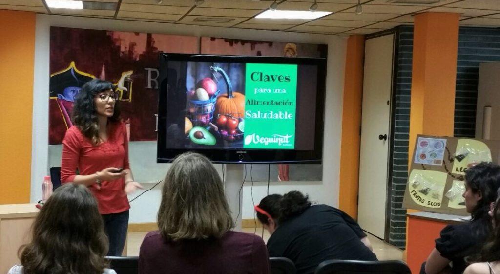 Talleres Divulgativos de Nutrición en Gijón